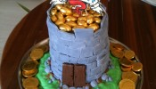 Card Hunter cake!