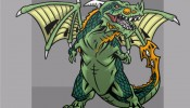 Viridian Dragon
